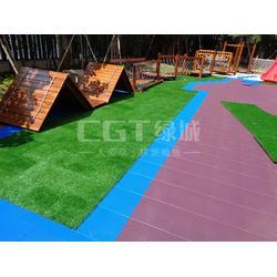 塑料拼装地板,拼装地板,CGT绿城图片
