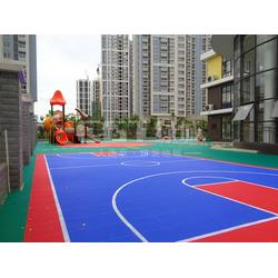 悬浮地板、绿城体育(优质商家)、悬浮式拼装地板图片