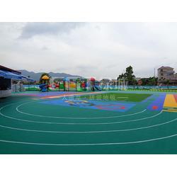 运动场悬浮地板_绿城体育(在线咨询)_悬浮地板图片