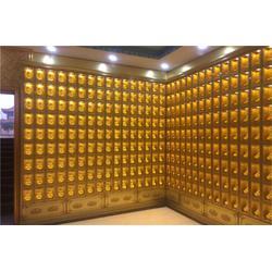 殡仪馆骨灰盒架-江阴骨灰盒架-冥星寄存架(查看)图片