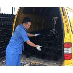 水秀淼鑫佳铸 铸铁管定制-太原铸铁管图片