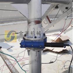 回转减速机-金宇机械-太阳能回转减速机图片
