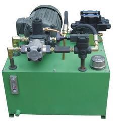 科泰液压设备,常州冲床液压站,立式冲床液压站图片