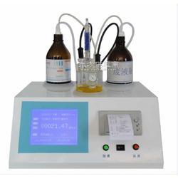 JH-S8全自动微量水分测定仪图片