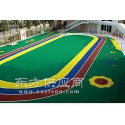 EPDM型塑胶跑道图片