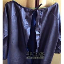 诚拓劳保服装 防辐射围裙-中牟市围裙图片