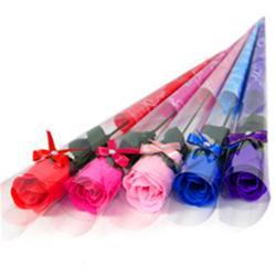 义乌叶晶工艺品厂,创意香皂花,手工香皂花图片