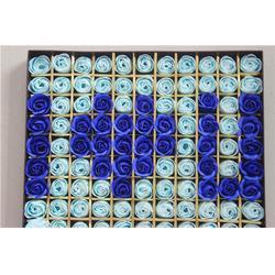香皂花束、义乌叶晶工艺品厂品质保证、手工香皂花图片