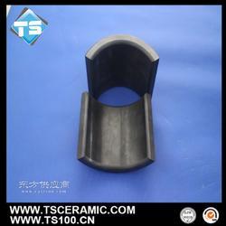 厂家定做多晶硅行业用氮化硅轴瓦轴套图片