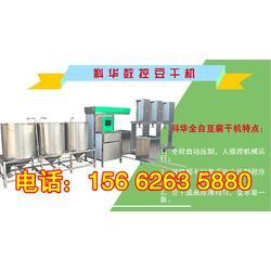 烟熏豆干机-豆腐干机-科华机械图片