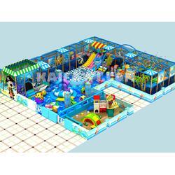 品牌儿童乐园器材-凯发玩具 中型儿童乐园器材图片