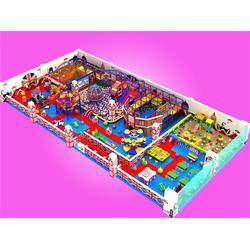 儿童室内淘气堡乐园 凯发游乐 淘气堡乐园