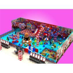 淘气堡游乐场室内设备-淘气堡-凯发游乐图片