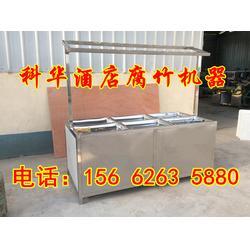 南通豆油皮机,小型豆油皮机,科华酒店腐竹机械(多图)图片