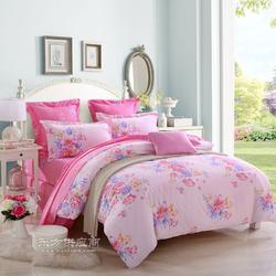 特价新款四件套 纯棉斜纹 床上用品三四件套纯棉 厂家直销图片