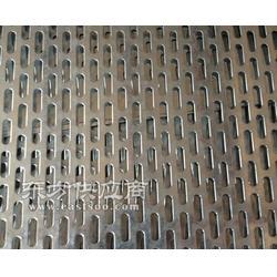 长方孔冲孔网用于机器筛板