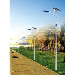 太阳能一体化路灯 led太阳能路灯方案图片