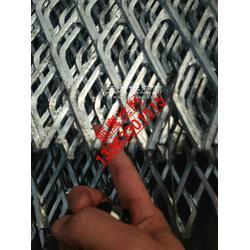 平台钢板网厂家 重型钢板网 菱形钢板网加工图片