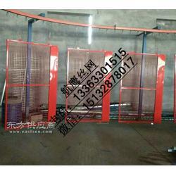 基坑护栏网 临边隔离护栏 基坑防护网厂家图片