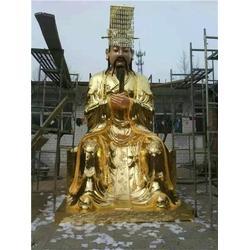 保家仙铜像-保家仙铜像胡三太奶-恒保发铜雕工艺品厂图片