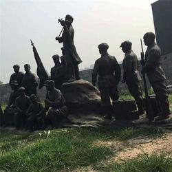1.8米人物雕塑-质量保障 铜雕厂家-公园1.8米人物雕塑