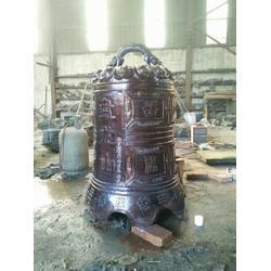 大钟铜雕-纯铜钟摆件-2.2米大钟铜雕图片