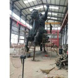 广场铜雕摆件-广场铜雕雕塑定制(在线咨询)-广场铜雕图片