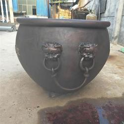 铜大缸现货-实力厂家现货供应-恒保发铜雕图片