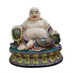 铜弥勒佛庙宇摆件-铸铜弥勒厂-铜弥勒佛图片