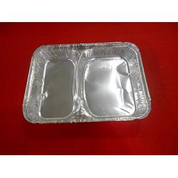 铝箔快餐盒 商务餐盒、盐城快餐盒、湘旺铝箔图片
