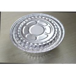 云南省铝箔碗,湘旺铝箔,打包铝箔碗工厂图片