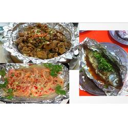 烧烤盘鱼盘,湘旺铝箔(在线咨询),烧烤盘图片
