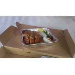 一次性快餐盒-香港快餐盒-湘旺铝箔图片