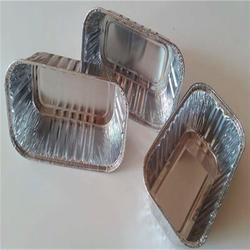 长方形铝箔制品餐盒-湘旺铝箔制品厂家-双鸭山铝箔制品餐盒图片