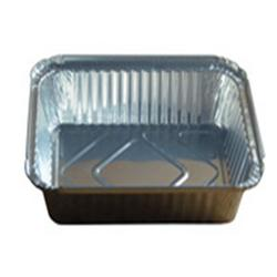 一次性外卖|湘旺铝箔制品厂家|深圳市铝箔制品餐盒图片