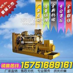 济柴柴油发电机组500KW专业售后图片
