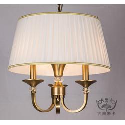 欧式全铜吊灯厂家-古丽特照明(已认证)全铜吊灯厂家图片