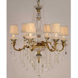 欧式铜吊灯,古丽斯卡,铜吊灯图片