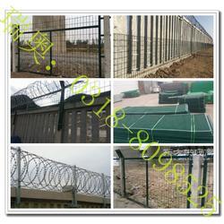 高铁防护网栅栏-铁路隧道防护栅栏规格型号图片