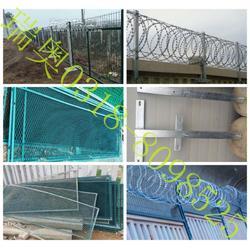 铁路防护栏爬坡网_铁路防护栅栏_铁丝网围栏哪家好图片