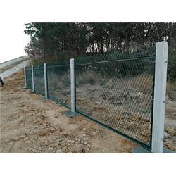 蒙華鐵路隔離柵