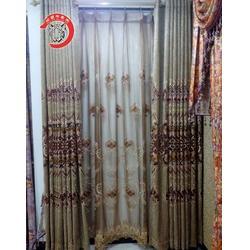 华夏布老虎布艺(图)、欧式窗帘、欧式窗帘图片