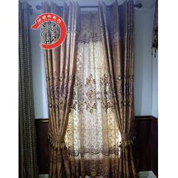 欧式窗帘、华夏布老虎诚信经营、欧式窗帘哪家好图片