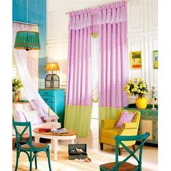 红旗电动窗帘、什么电动窗帘好、华夏布老虎布艺(优质商家)图片