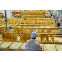 豆腐衣加工设备,联浩自动腐竹油皮生产线,哪里卖豆腐衣加工设备图片