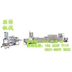 干豆腐加工机多少钱一台、涿州干豆腐加工机、联浩全自动干豆腐机图片