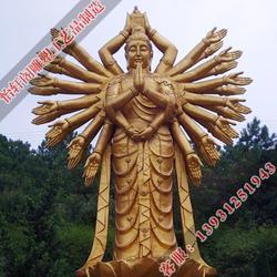 寺庙铸铜佛像定做|广东铸铜佛像|怡轩阁雕塑图片