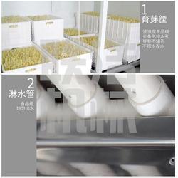 自动豆芽机厂家直销、自动豆芽机、黄豆芽发芽机图片