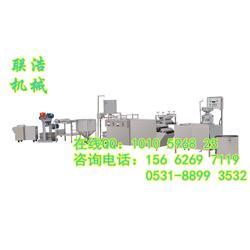 白城小型干豆腐机,联浩干豆腐机械,小型干豆腐机厂家图片