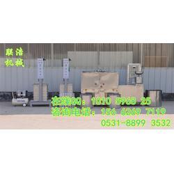 萍乡豆腐皮机器、全自动豆腐皮机哪里有、联浩豆腐皮机器设备图片